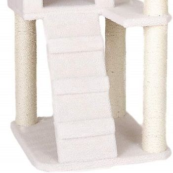 Armarkat B5301 53-Inch Cat Tree, Ivory review