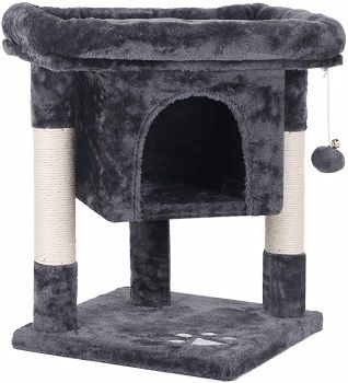 Bewishome Cat Tre Cat House Cat Bed Play House