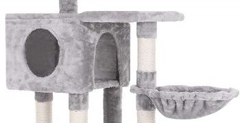 Bewishome Multi-Level Cat Tree review