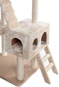 Majestic Pet 73 Inch Cat Tree House Condo review