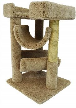 New Cat Condos Premier Cat Scratch and Lounge