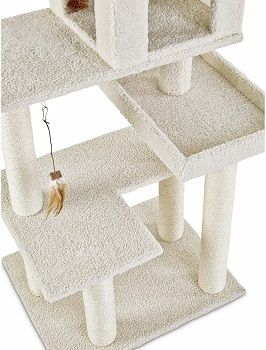 You And Me 5-Level Cat Tree review
