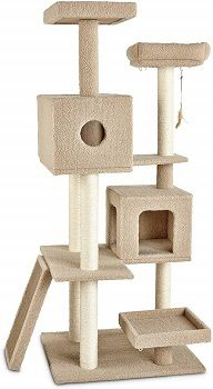 You And Me 7-Level Cat Tree