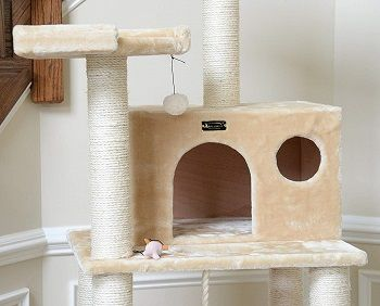 Armarkat A7202 Cat Tree review