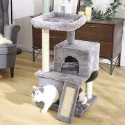 5 Best 3-Tier Cat Tower & Tree Condos To Pick In 2021 Reviews