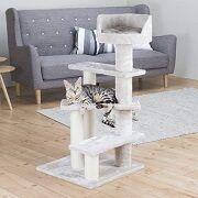 Best 5 Senior Cat Tree & Tower For Older Cat In 2021 Reviews