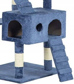 BestPet New Navy Blue 72 inch Cat Tree review