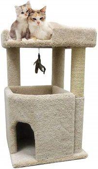 CozyCatFurniture Corner Cat Condo