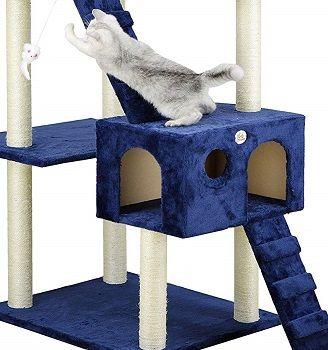 Go Pet Club Cat Tree review