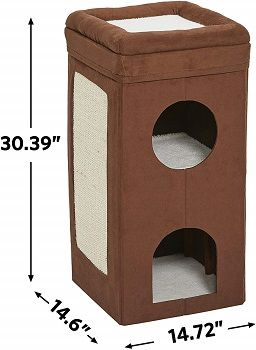 MidWest Curious Cat Condo review