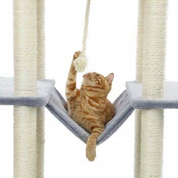 Pawz Cat Castle Tree review