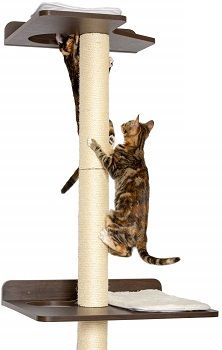 PetFusion Corner Cat Tower review