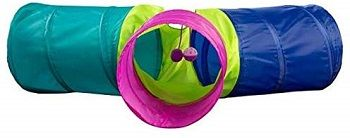 Whisker City Pop-Up Tunnel Cat Toy review