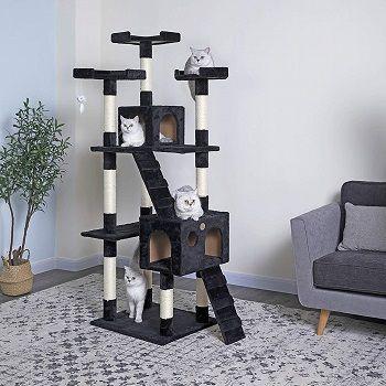 black-cat-tower-tree