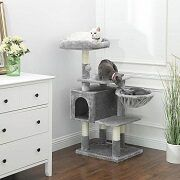 Best 5 Indoor Cat Climbing Tree & Tower House In 2021 Reviews