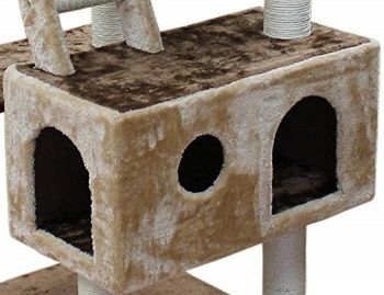 Kitty Mansions Beverly Hills Cat Tree review