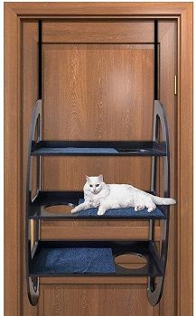 Penn Plax Cat Door Perch