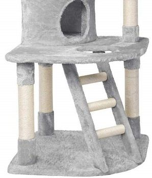 Yaheetech Cat Tree Tower review