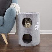 Best 5 Gray Cat Tree & Tower On The Market In 2021 Reviews