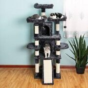 Best 5 Tall, Narrow & Skinny Cat Tree & Tower In 2021 Review