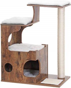 Feandrea Cat Tree Condo review