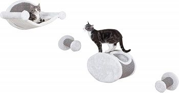 Trixie Wall Mounted Cat Lounging Set
