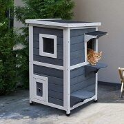 Best 4 Outdoor Cat Tree & Tower Furniture In 2021 Reviews