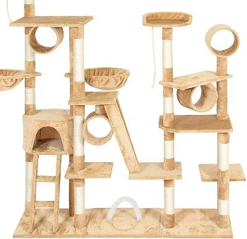 Best Choice Products Cat Tree review