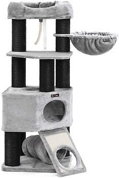 Feandrea Cat Tree Tower review