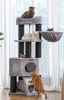 Feandrea Cat Tree Tower