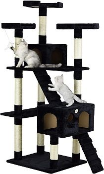 Go Pet Club Cat Tree Condo Furniture review