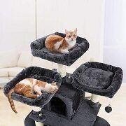 15 Best Cat Trees & Climbing Towers For Sale In 2021 Reviews
